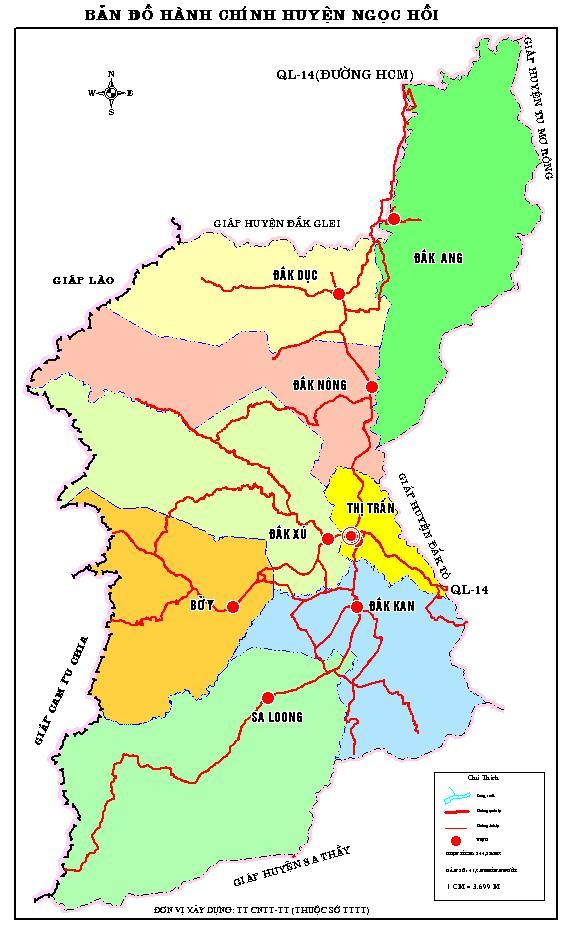 Kết quả hình ảnh cho bản đồ hành chính huyện Ngọc Hồi, tỉnh Kon Tum