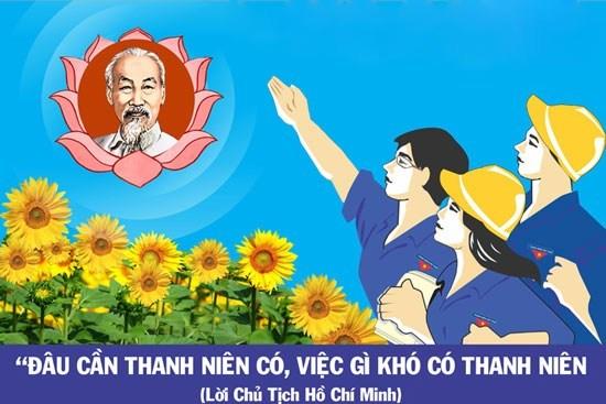 Kết quả hình ảnh cho kỷ niệm 88 năm ngày thành lập Đoàn TNCS HCM