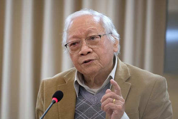 Đối thoại gay gắt giữa hội đồng thẩm định sách và giáo sư Hồ Ngọc Đại - Ảnh 15.