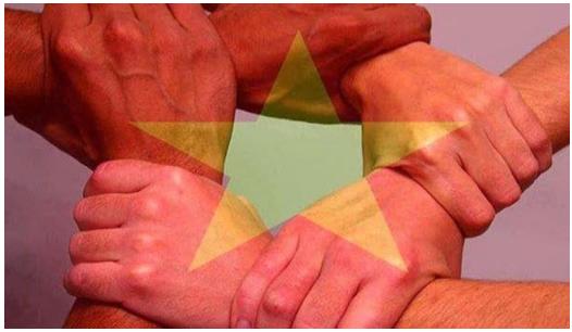 Kết quả hình ảnh cho tinh thần đoàn kết của dân tộc việt nam