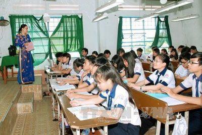 10 thỉnh cầu của giáo viên gửi Bộ Giáo dục