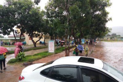 Huyện Ngọc Hồi: Khẩn cấp cho hơn 15.000 học sinh nghỉ học phòng tránh bão số 9
