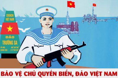 """Cuộc thi """"Tuyên truyền về chủ quyền Biển đảo Việt Nam 2020"""""""