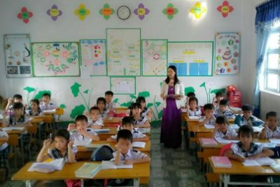 Rèn chữ viết cho học sinh lớp Một (Phần thứ nhất)