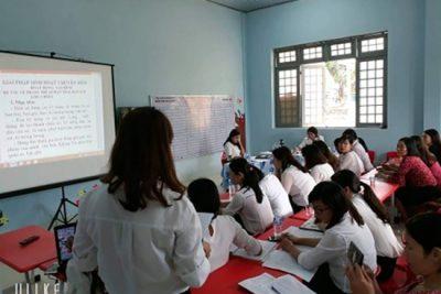Thông báo tiếp nhận hồ sơ thuyên chuyển cán bộ quản lý, giáo viên, nhân  viên theo nguyện vọng ra ngoài huyện năm học 2019-2020