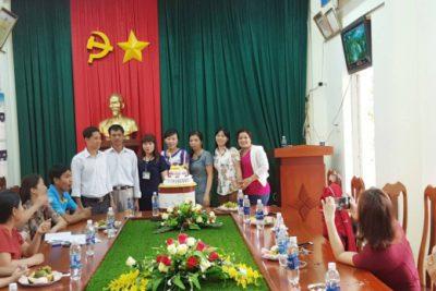 Công đoàn cơ sở Trường tiểu học Bế Văn Đàn góp phần thực hiện thắng lợi nhiệm vụ chung của nhà trường