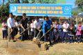 """Lễ khởi công xây dựng 2 phòng học và Ngày hội """"Nụ cười cho em"""" tại Trường Tiểu học Kim Đồng"""