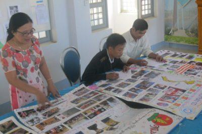 Giáo viên, nhân viên, cán bộ quản lý công tác trên địa bàn xã Đắk Ang được thuyên chuyển theo nguyện vọng