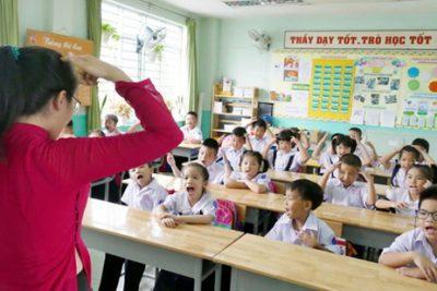 Giáo viên 2 năm liên tiếp không đạt chuẩn sẽ bố trí sang vị trí việc làm khác