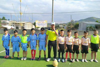 Trường tiểu học Nguyễn Bá Ngọc tổ chức Hội khỏe phù đổng cấp trường
