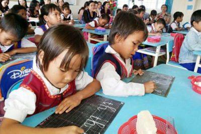 Giải pháp nâng cao chất lượng dạy học tiếng Việt cho học sinh tiểu học vùng dân tộc thiểu số