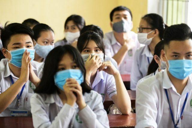 Trường THPT Nguyễn Trãi (Ngọc Hồi): Thông báo số 01 – Thi tuyển sinh vào lớp 10 THPT năm học 2021-2022