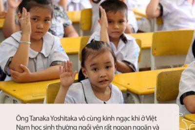 """Cứ đến giờ học là trò giơ tay """"Em, em"""" xin phát biểu, chuyên gia giáo dục cảnh báo đây không phải thể hiện kiến thức mà đang tiềm ẩn mối nguy hại cho học sinh"""