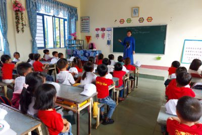 Cấp tiểu học tổ chức kiểm tra định kỳ cuối năm học 2020-2021 hoàn thành trước ngày 22/5/2021