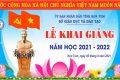 Kon Tum: Lễ khai giảng năm học 2021-2022