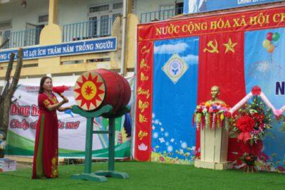 Trường Tiểu học Số 1 Thị trấn Plei Kần khai giảng năm học mới