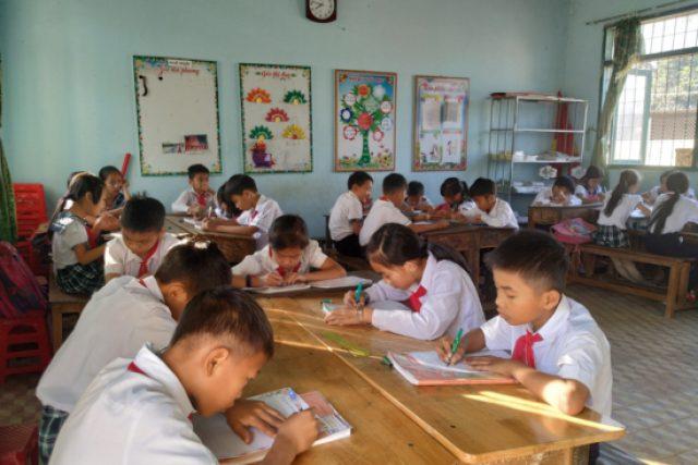 Sở GDĐT triển khai khảo sát chất lượng học sinh lớp 5 đầu học kỳ II năm học 2018-2019