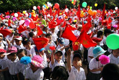 Kon Tum: Lễ khai giảng năm học 2018-2019 được tổ chức đồng loạt vào sáng  05/9
