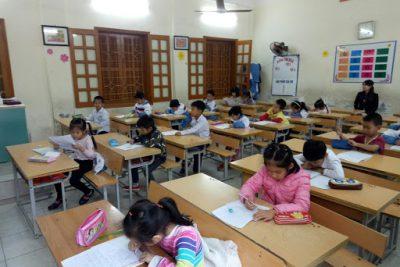 Huyện Ngọc Hồi: Giáo viên THCS được tham gia giám sát kiểm tra cuối năm học 2019-2020 cấp tiểu học