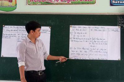 Trường Tiểu học Lê Văn Tám chuẩn bị cho năm học mới