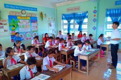 Hướng dẫn kiểm tra cuối học kì I năm học 2019-2020 cấp tiểu học