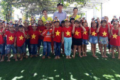 Trường MN Bình Minh tổ chức thành công Chương trình mời khách đến lớp năm học 2018 – 2019
