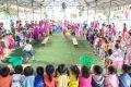 Trường Mầm non Đắk Xú khai giảng năm học mới 2019-2020