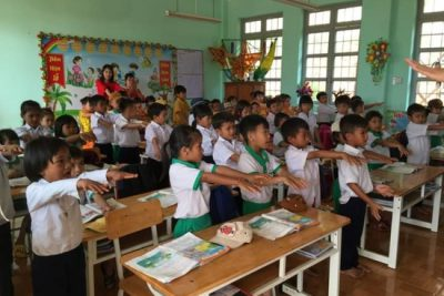 Biên chế lớp, học sinh năm học 2021-2022 các trường học trên địa bàn huyện Ngọc Hồi