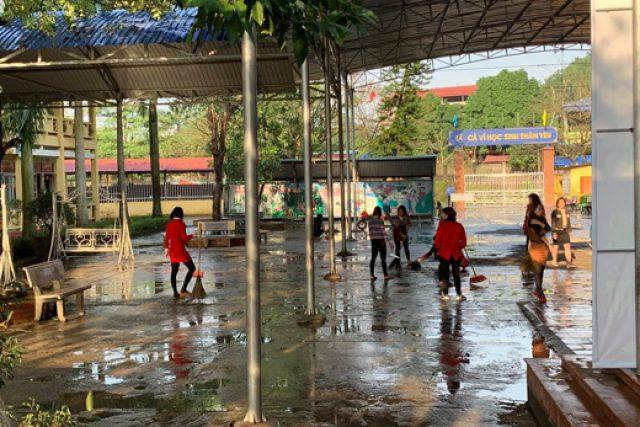 Công điện của Bộ trưởng Bộ GDĐT chỉ đạo phòng tránh mưa lũ tại khu vực miền núi phía Bắc, Tây Nguyên và Nam Bộ