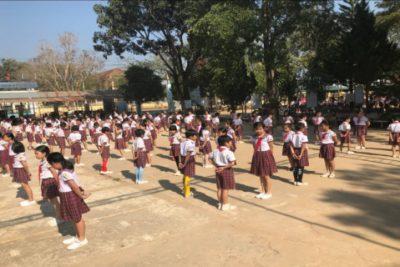 Hoạt động bổ trợ rèn luyện kỹ năng sinh hoạt tập thể cho học sinh