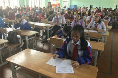 Nhiệm vụ trọng tâm giáo dục THCS kỳ II năm học 2018-2019