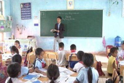 Nâng cao chất lượng giáo dục học sinh người DTTS huyện Ngọc Hồi