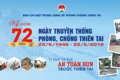 Phim phục vụ Tuần lễ kỷ niệm 72 năm Ngày Phòng chống thiên tai tại Việt Nam