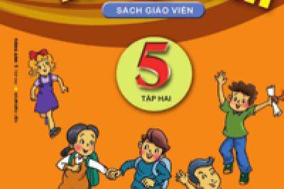Sách giáo viên Tiếng Anh lớp 5 Tập 2 (theo chương trình mới)