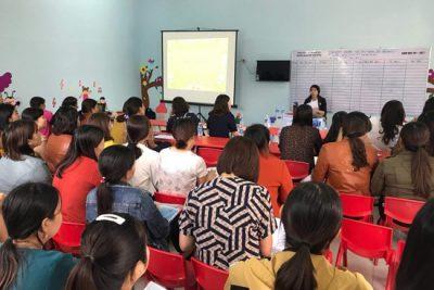 Phòng GDĐT Ngọc Hồi tổ chức hội thảo sinh hoạt chuyên môn theo hướng nghiên cứu bài học
