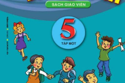 Sách giáo viên Tiếng Anh lớp 5 Tập 1 (theo chương trình mới)