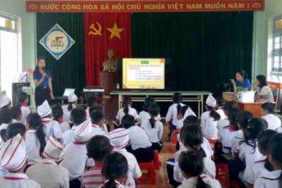 Trường TH Lê Văn Tám: Một số hoạt động nổi bật trong tháng 12/2018
