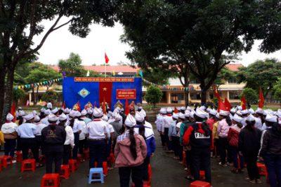 Hơn 14.000 học sinh huyện Ngọc Hồi hân hoan bước vào năm học mới