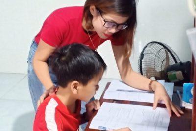 Trường TH Đắk Xú triển khai hỗ trợ học sinh học tập theo hình thức không tập trung trong thời gian tạm nghỉ học