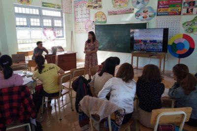 Hội thảo giới thiệu SGK lớp 1 theo chương trình giáo dục phổ thông mới