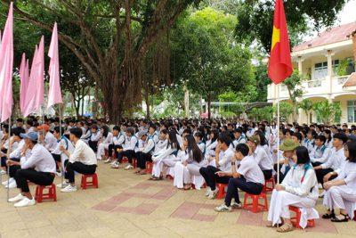 Trường THPT Nguyễn Trãi (Ngọc Hồi) thay đổi thời gian tuyển sinh vào lớp 10, năm học 2021-2022