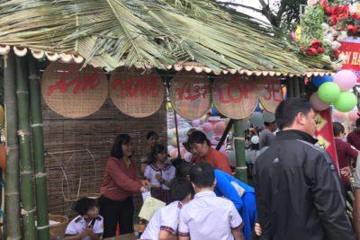 Trường Tiểu học Số 2 tổ chức hoạt động chào mừng ngày Nhà giáo Việt Nam