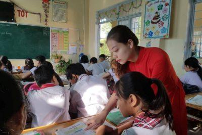 Kiểm tra cuối kì I năm học 2018-2019 cấp tiểu học: Không tạo áp lực cho phụ huynh học sinh và học sinh trước khi kiểm tra