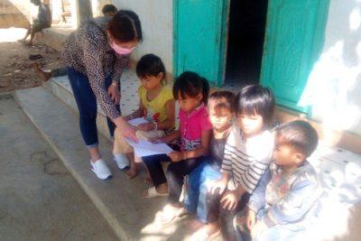 Trường Tiểu học Trần Quốc Toản đẩy mạnh các hoạt động phòng chống dịch nCoV