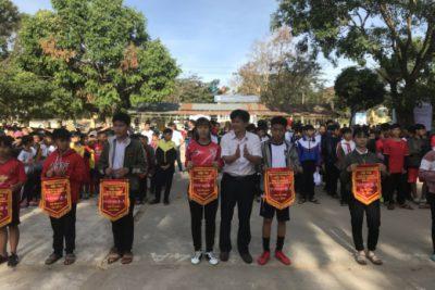 Bế mạc Hội thi các môn thể thao học sinh tiểu học, THCS năm 2019