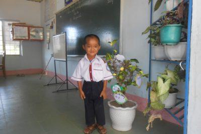 Thao Minh Thắng cậu học trò nghèo vượt khó