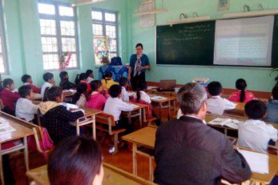 Hội thi giáo viên dạy giỏi cấp trường năm học 2018-2019