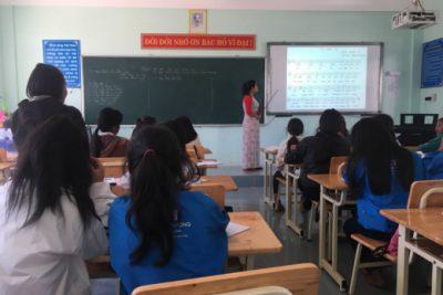 Hơn 4000 học sinh cấp THCS huyện Ngọc Hồi bước vào năm học mới
