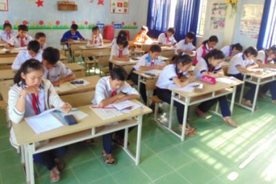 Các kỳ thi chọn học sinh giỏi cấp huyện năm học 2018-2019