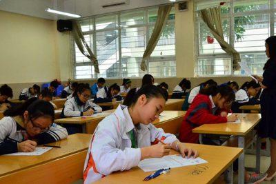 05 giải Nhất kỳ thi chọn học sinh giỏi lớp 9 cấp huyện năm học 2017-2018
